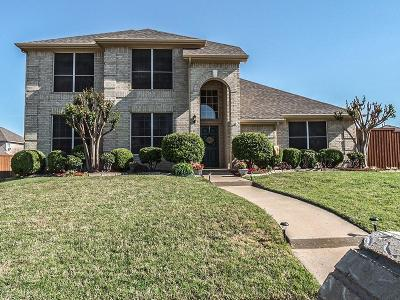 Allen Single Family Home For Sale: 1417 Brenda Lane