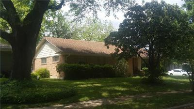 Single Family Home For Sale: 6851 Whitehill