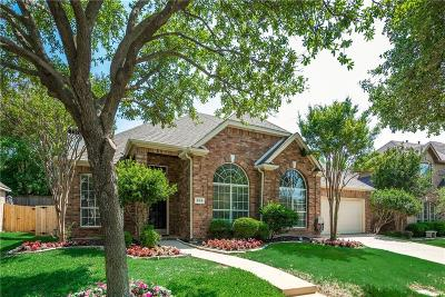 McKinney Single Family Home For Sale: 329 S Village Drive