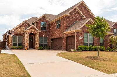 Keller Single Family Home Active Option Contract: 1717 Queensgate Drive