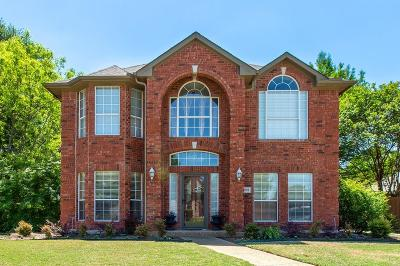 Rowlett Single Family Home For Sale: 9602 Heartstone Lane