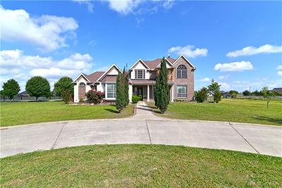 Mclendon Chisholm Single Family Home For Sale: 400 League Road