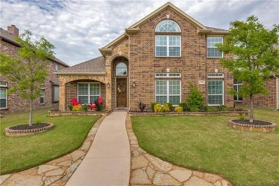 Frisco Single Family Home Active Option Contract: 13164 Janet Drive