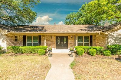 Euless Single Family Home For Sale: 1306 Cliffwood Road