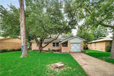 Richardson Single Family Home For Sale: 534 Rorary Drive