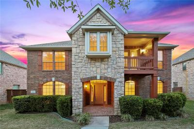 Frisco Single Family Home For Sale: 8762 Fisher Drive