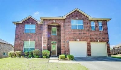Cedar Hill Single Family Home For Sale: 1742 Stone Trail Drive