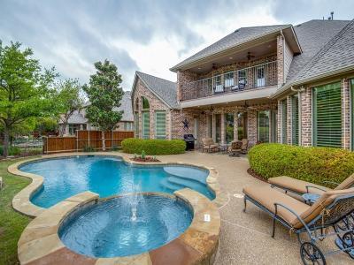 McKinney Single Family Home For Sale: 6705 Knollwood Drive