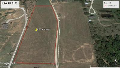 Farm & Ranch For Sale: 4.96 Pr 3172