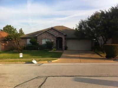 Arlington Single Family Home For Sale: 4903 Vaquero Drive