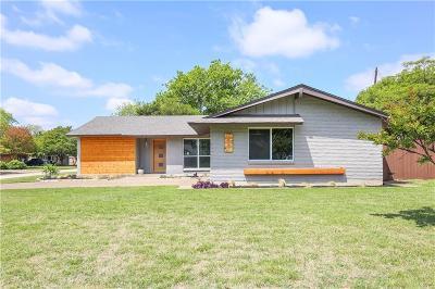 Richardson Single Family Home For Sale: 1409 N Floyd Road
