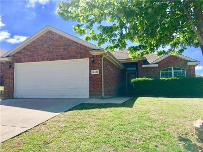 Benbrook Single Family Home For Sale: 10401 Nelson Drive