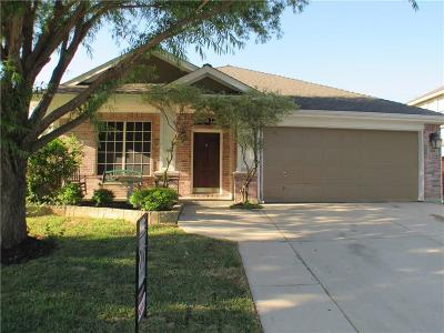 Fort Worth TX Single Family Home For Sale: $284,500