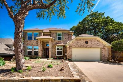 Flower Mound Single Family Home For Sale: 3316 Camden Drive
