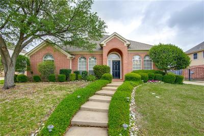 Keller Single Family Home For Sale: 1805 Meadowlark Drive