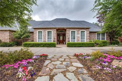 Plano Single Family Home For Sale: 2101 Winding Hollow Lane