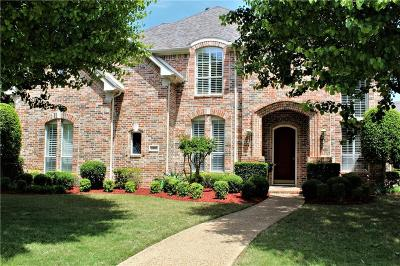McKinney Single Family Home Active Contingent: 2805 Stafford Court