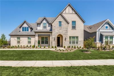 Aledo Single Family Home For Sale: 13809 Green Elm Road