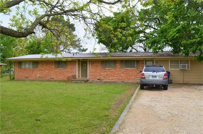Whitesboro Single Family Home For Sale: 1310 Sherman Drive