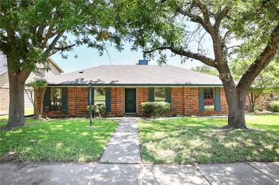 Garland Single Family Home For Sale: 3801 Bellaire Drive