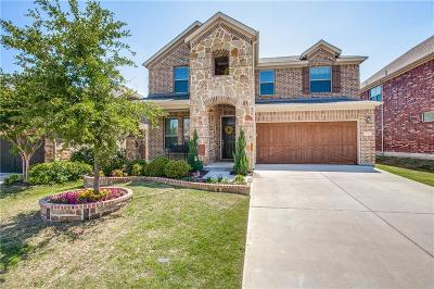 McKinney Single Family Home For Sale: 3905 Lands End Drive