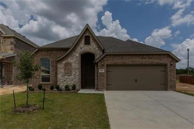 Kennedale Single Family Home For Sale: 1316 Mountain View Lane