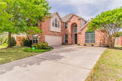 Keller Single Family Home For Sale: 412 Huffman