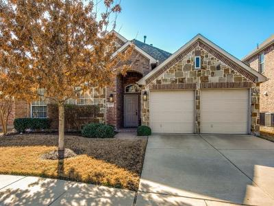 Frisco Residential Lease For Lease: 11257 Corsicana Drive