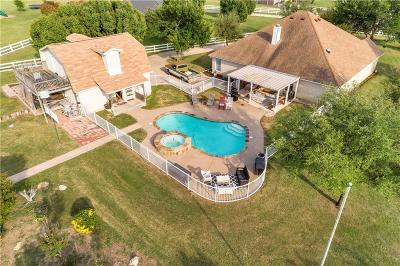 Haslet Single Family Home For Sale: 14017 Northwest Court