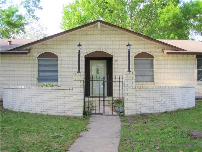 Garland Single Family Home For Sale: 4121 Glenrose Drive