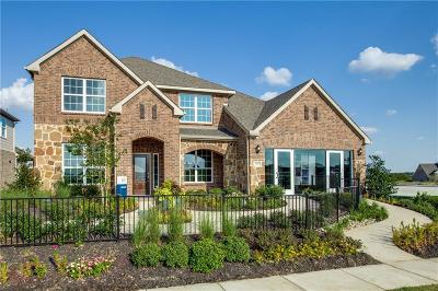 Northlake TX Single Family Home For Sale: $482,960
