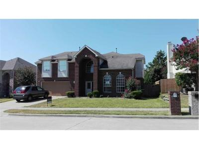 Mckinney Single Family Home For Sale: 1409 Summercrest Lane