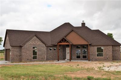 Weatherford Single Family Home Active Contingent: 101 Captain Lane