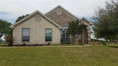 Azle Single Family Home For Sale: 416 Fossil Rock Drive