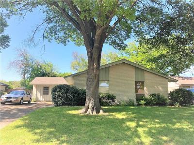 Richardson Single Family Home For Sale: 718 Pinehurst Drive