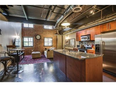 Dallas Condo For Sale: 3110 Thomas Avenue #135