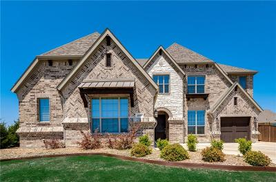 Rockwall Single Family Home For Sale: 890 Pleasant View Drive