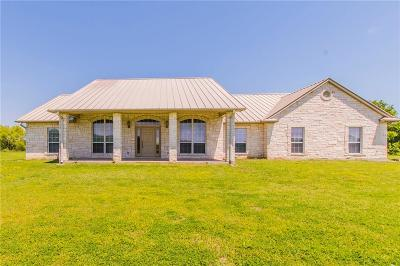Ennis Single Family Home For Sale: 337 Oil Field Road
