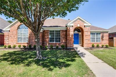 Carrollton Single Family Home For Sale: 2113 Hampton Court