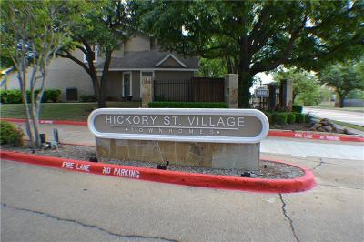 Frisco Townhouse For Sale: 8400 Hickory Street #2503