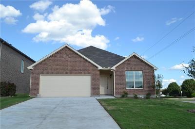 Sherman Single Family Home For Sale: 921 Swan Ridge Drive