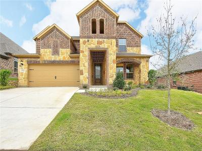 Northlake TX Single Family Home For Sale: $439,561