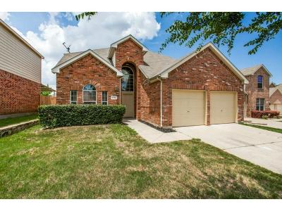 Garland Residential Lease For Lease: 3705 Goose Creek Parkway