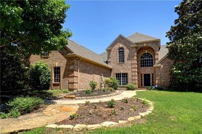 North Richland Hills Single Family Home For Sale: 8332 Thorncrest Court