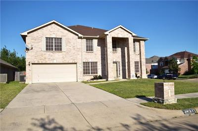 Grand Prairie Single Family Home For Sale: 3432 Sagebrush Drive