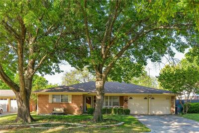 Fort Worth Single Family Home For Sale: 5312 Rutland Avenue