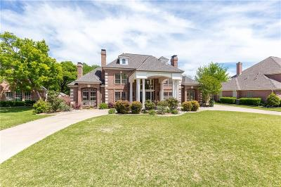 Colleyville Single Family Home For Sale: 4303 Hidden Valley Court