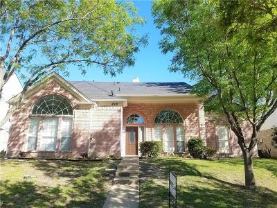 Rowlett Single Family Home For Sale: 8109 Pickard Drive