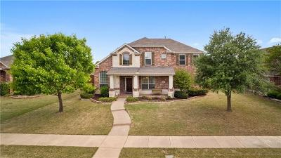 Allen Single Family Home For Sale: 1614 Corkwood Drive