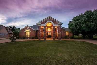 Parker County, Tarrant County, Hood County, Wise County Single Family Home For Sale: 912 Mallard Pointe Drive